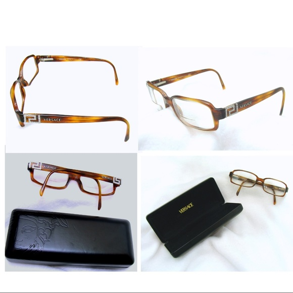 4442aee9cee5 Vintage Versace eyeglasses glasses frames. M 5ba1cc7f4ab633491f2a197a.  Other Accessories ...